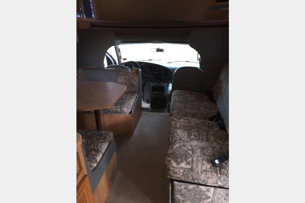 2005 Jayco Escapade - Harvey the RV sleeps like a house drives like a van