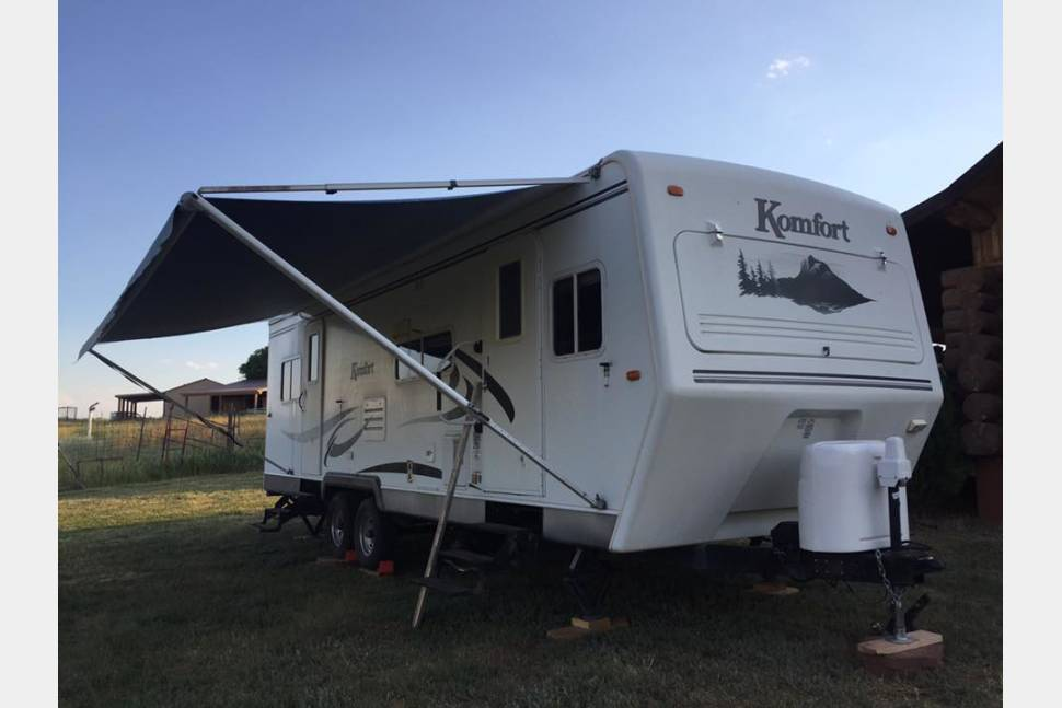 2007 Komfort - Enjoy the comforts of home away from home