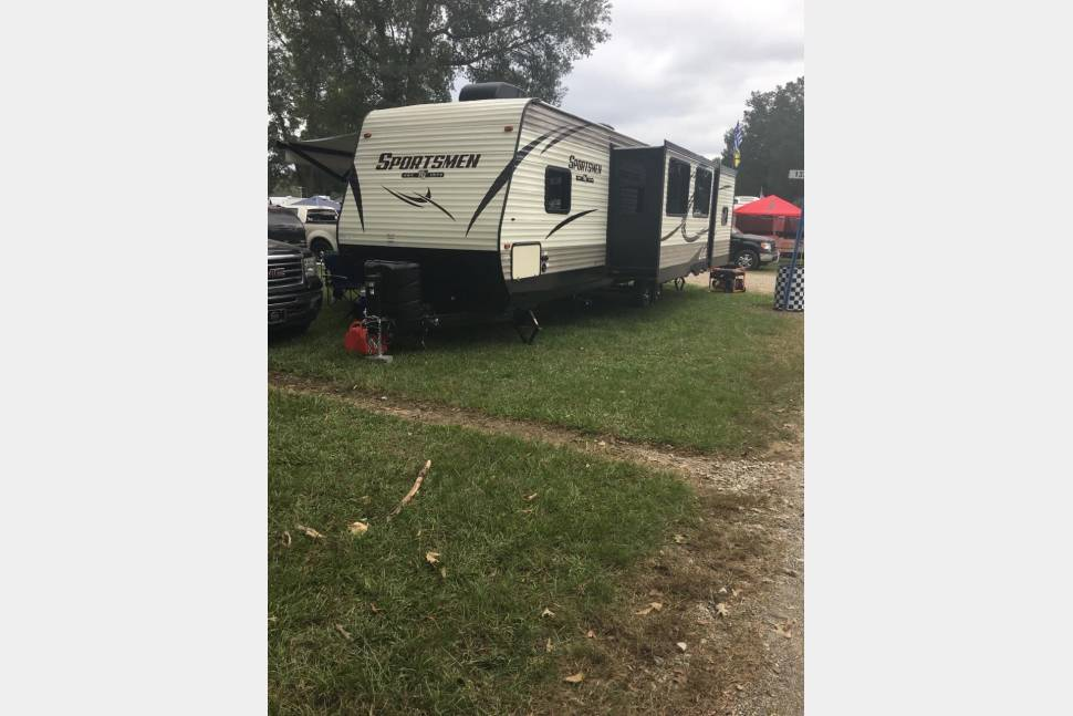 2018 KZ Sportsmen 333BHK - SEC Championship weekend!!...NOW Available!!