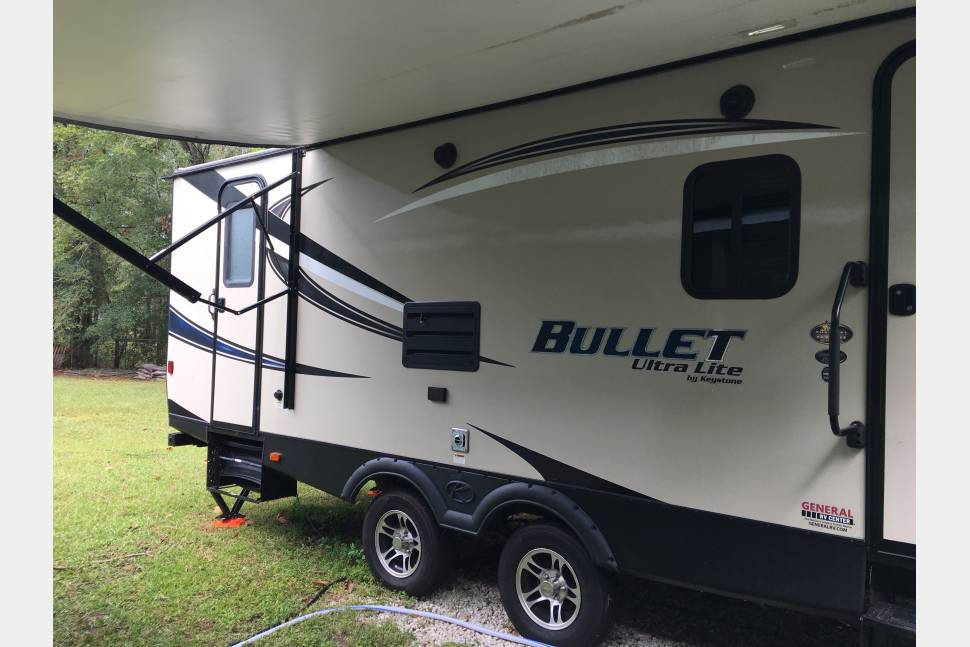 2016 Keystone Bullet - Take a Bullet on Your Next Road Trip