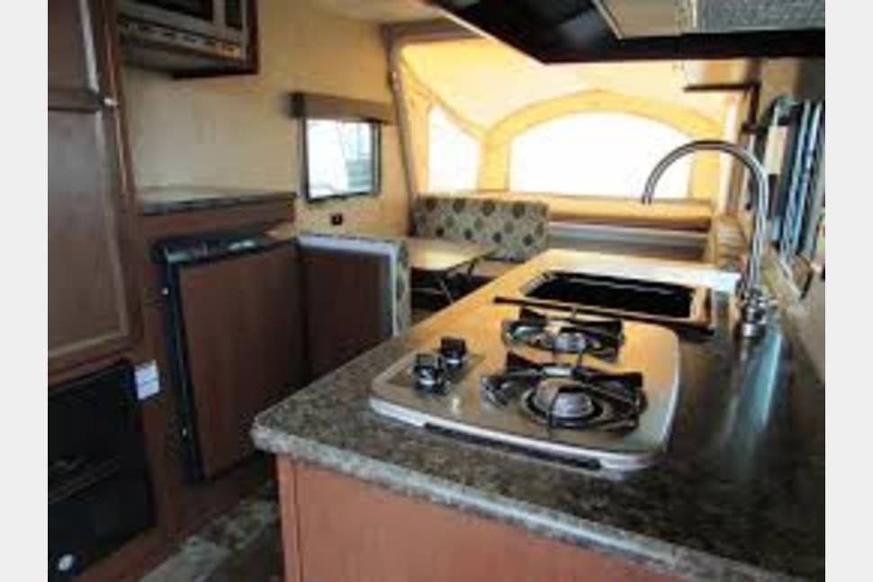 2017 Coachman Clipper 16rbd - Coachman Clipper