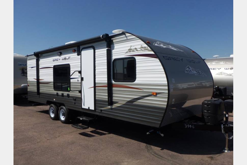 2013 Forest River Grey Wolf - Lovely Times on my RV!