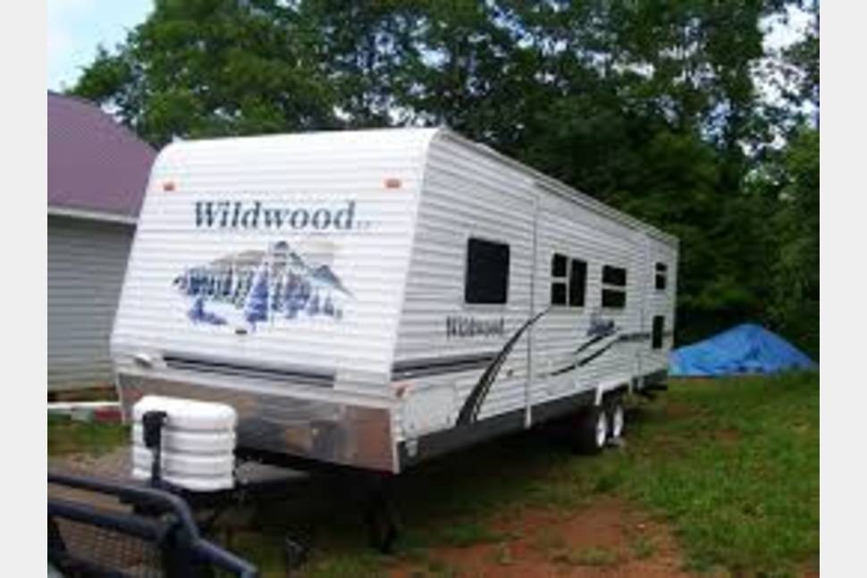 2006 Forest River Wildwood LE - Create memories that will never fade!