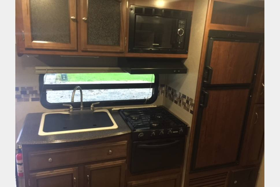 2017 Coachman Freedom Express 248 RBS - The Great Home Away from Home