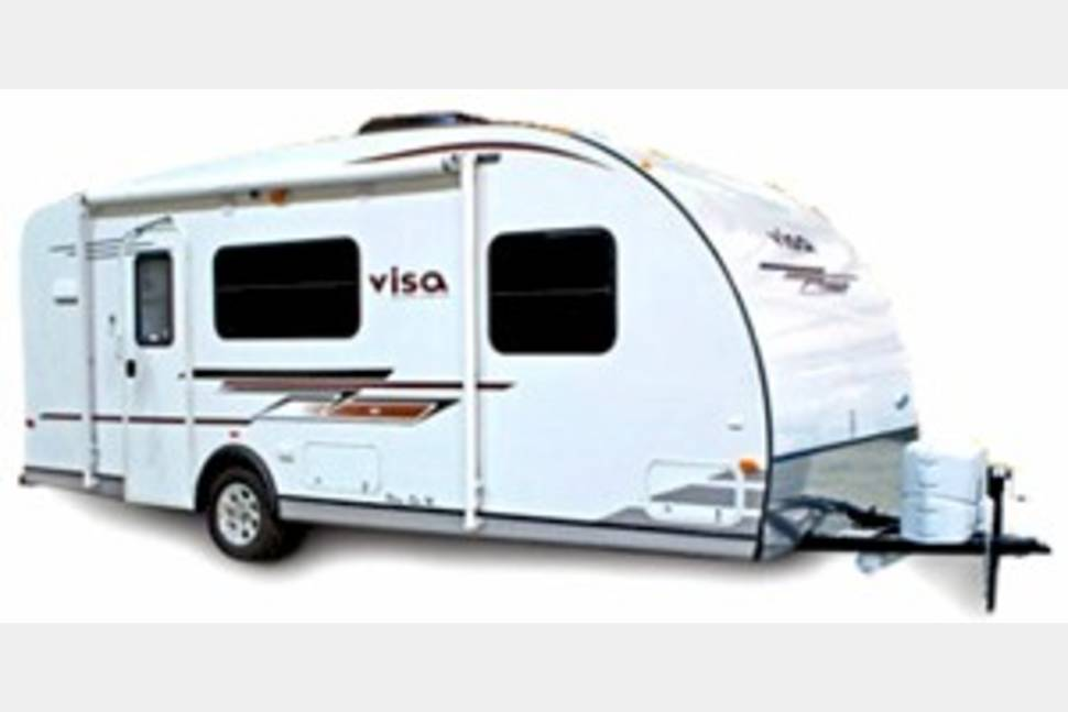 2011 Visa Gulf Stream 23RBK - Well, this rig served us well..lite weight 3500..easy to pull..