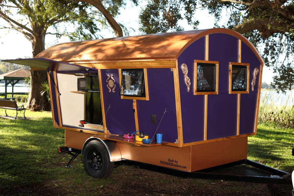 2017 Gypsy Wagon Rv Rental In Orlando Fl Rvshare Com