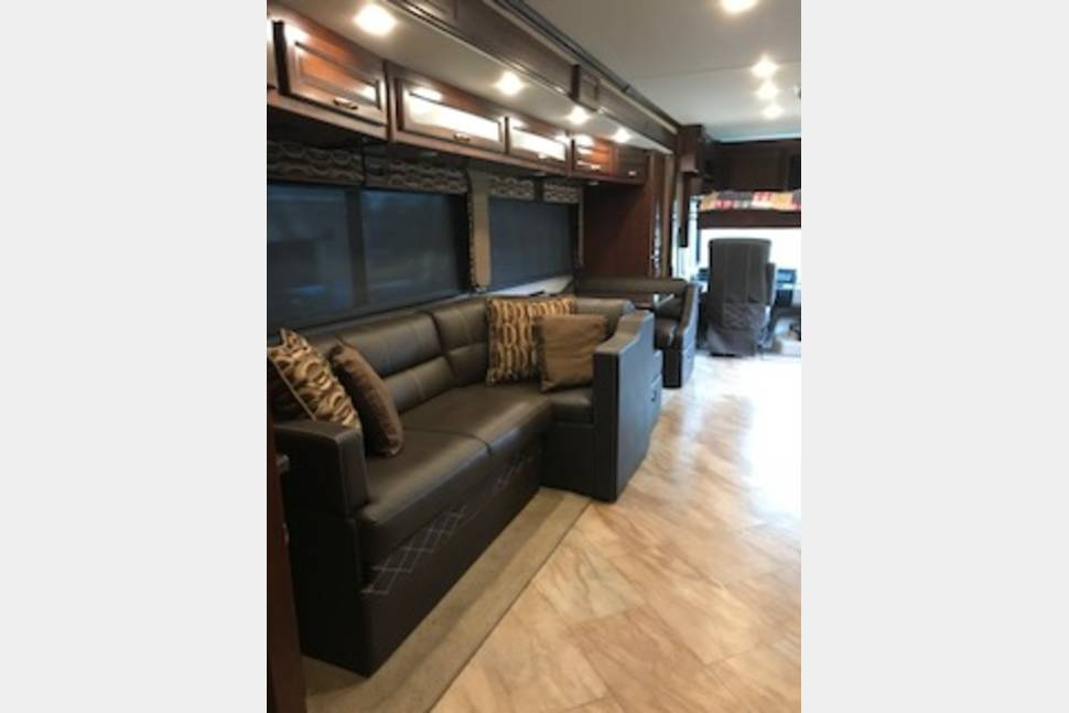 2017 Fleetwood/Bounder - Home Away From Home