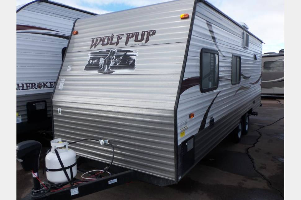 2013 Forest River Wolf Pup - My RV is Perfect for Your Next Getaway!