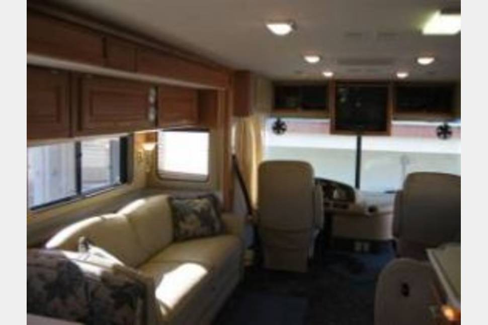 1999 Discovery  37V - 1999 Fleewood Discovery 37V