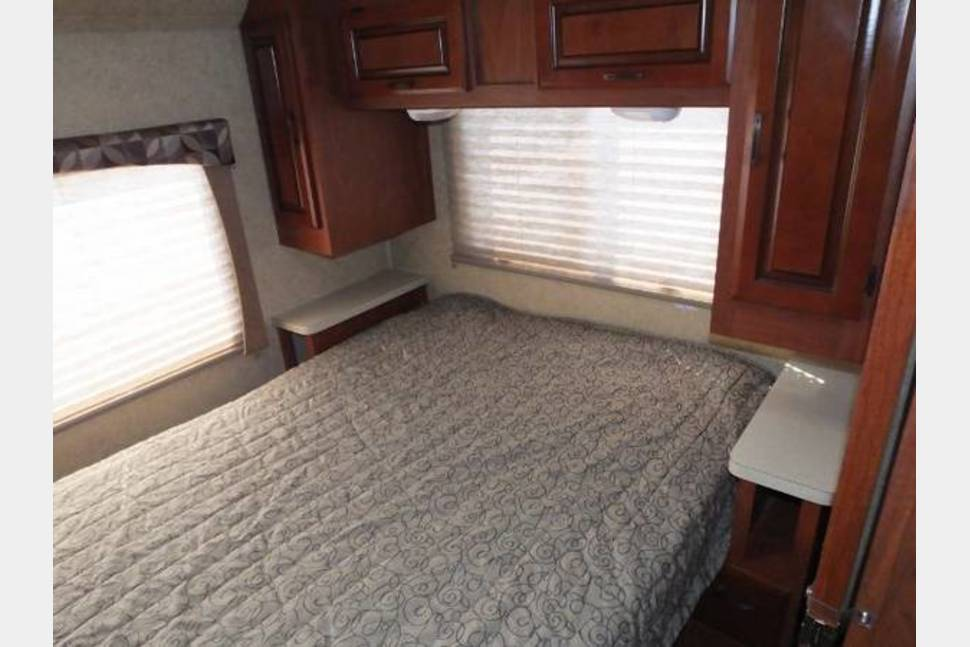 2011 Sunseeker - Peaceful passions