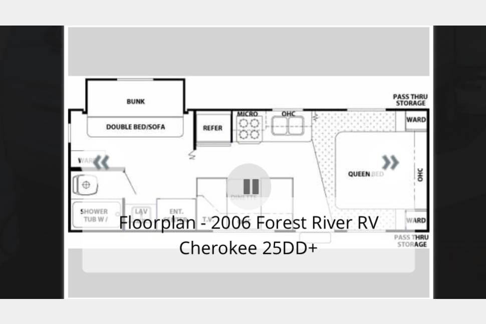 2006 Forest River 25DD - 2006 Forest river 25DD