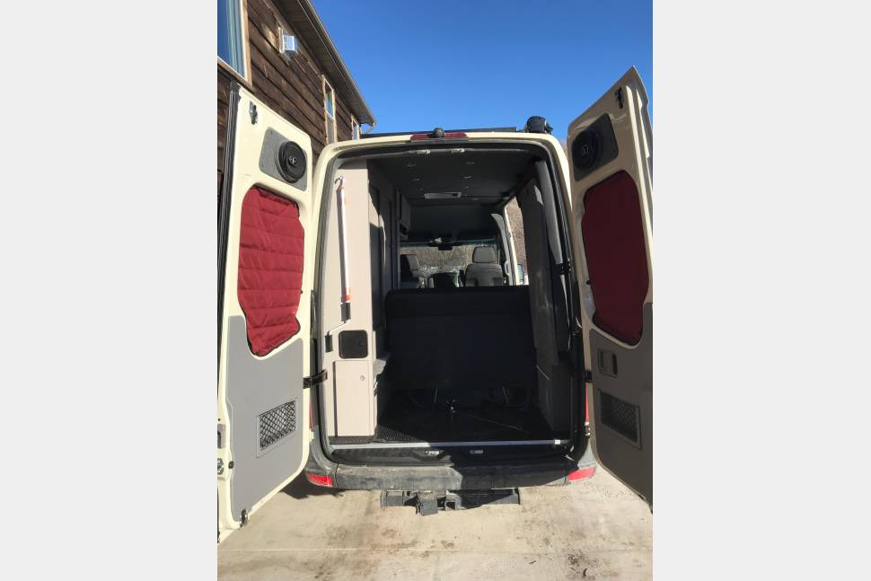 2016 Mercedes-Benz Sprinter Conversion - Plan your next trip in my RV!