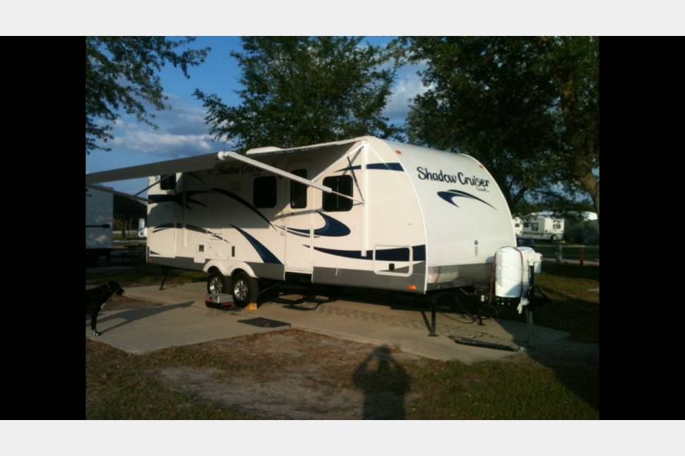 2012 Shadow Cruiser 260BHS (DELIVERY, SET UP AND REMOVAL AVAILABLE) - 2012 Shadow cruiser (LOCAL DELIVERY, SET UP AND REMOVAL AVAILABLE)