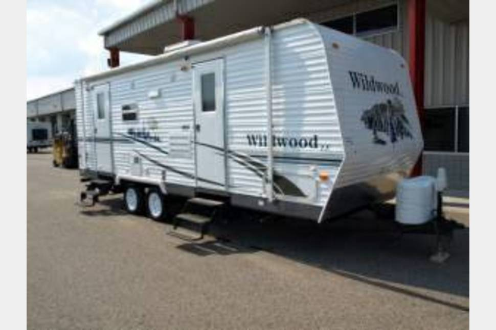 2007 Wildwood - 2007 Wildwood - Beautiful - Delivery Available