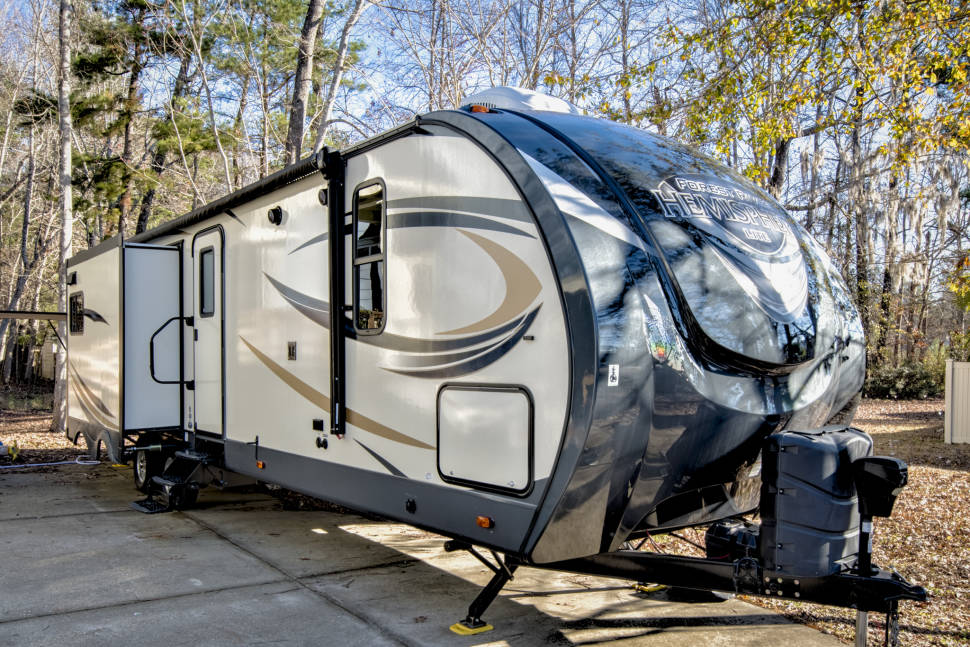 2016 Forest River Hemisphere Lite RV11 - Beautiful New Salem Hemisphere Lite