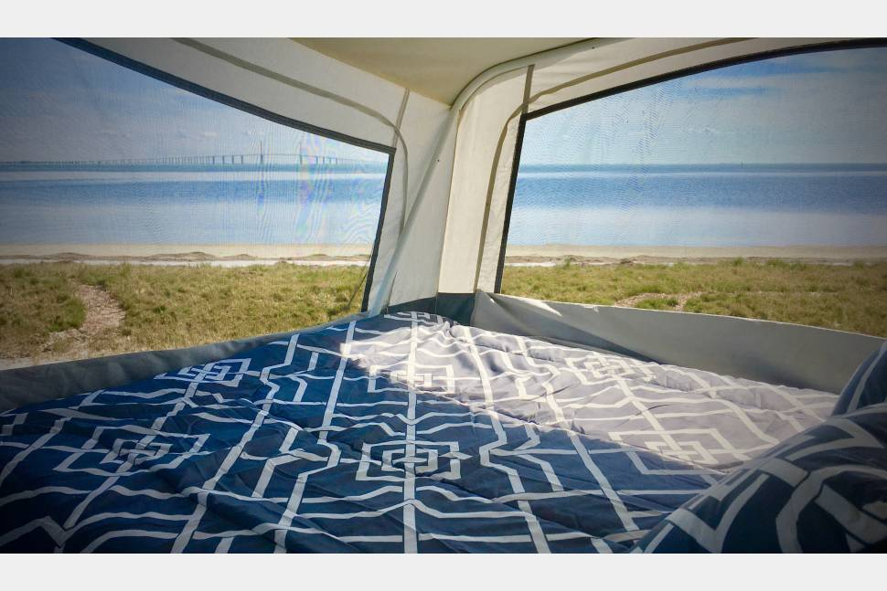 2000 Coleman FREE DELIVERY - Gypsy Paradise - FREE DELIVERY to Fort DeSoto