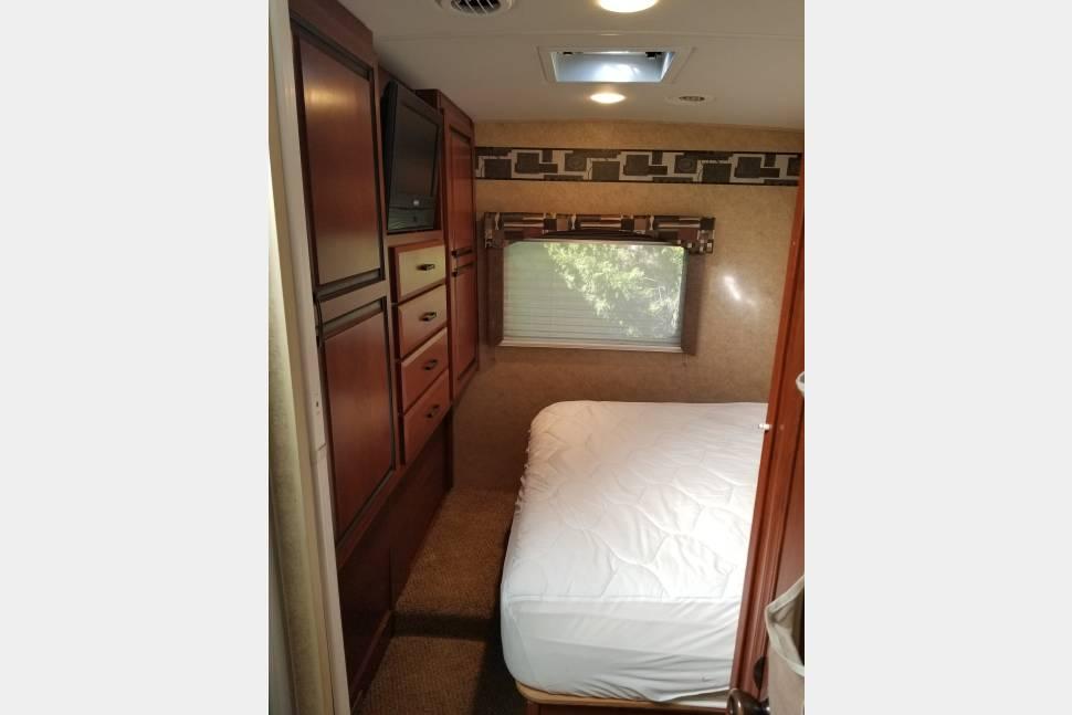 2011 Forest River Lexington 283 GTS Live*Love*Go Camping - 2011 Forest River Lexington 283 GTS Live*Love*Go Camping