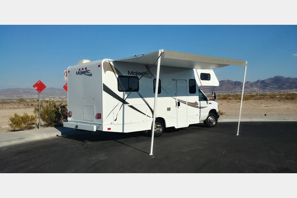 2013 Thor Majestic 23A-EJ13 - Eric's Thor Majestic 23a - $50 dollar coupon, read below