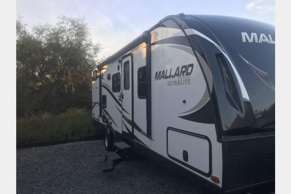 2017 Heartland Mallard 245 - Heartland 245 Mallard BunkHouse - Setup Available