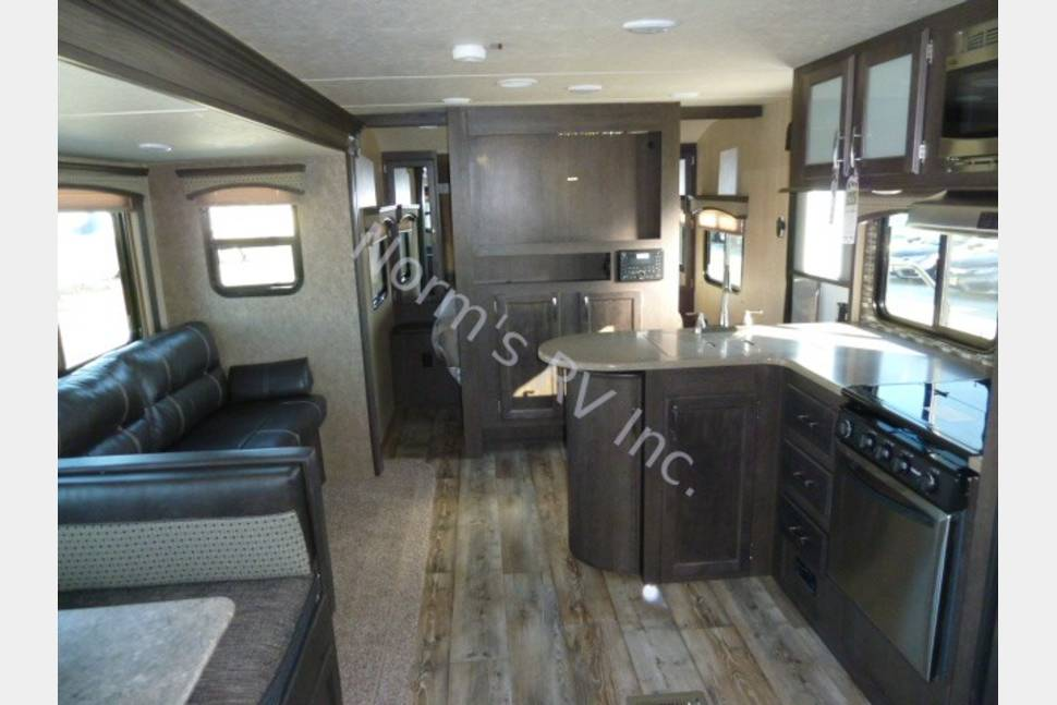 2016 Forest River Sonoma 29 Foot QBS Explorer Edition - 2016 Forest River Sonoma