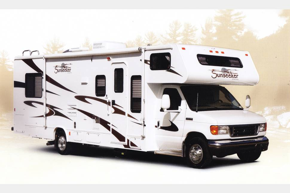 2008 Ford Sunseeker By Forest River - rvforsummer