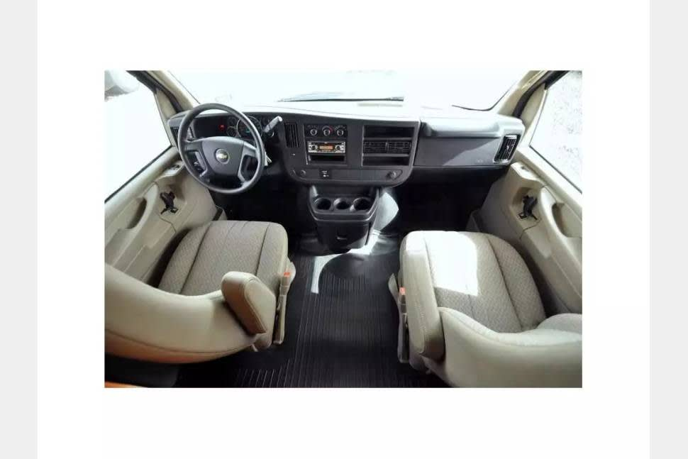 2012 MEM COACHMEN FREELANDER - MEM COACHMEN FREELANDER