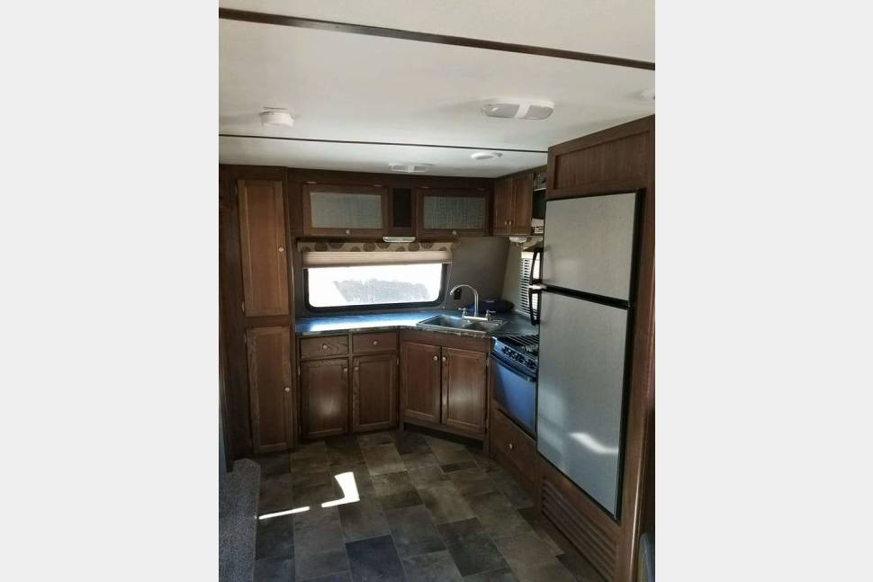 2017 Sprinter Campfire - Home away from home!