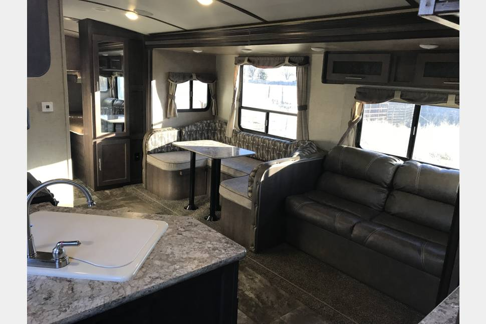 2016 Forest River Surveyor - Travel in Style & Comfort
