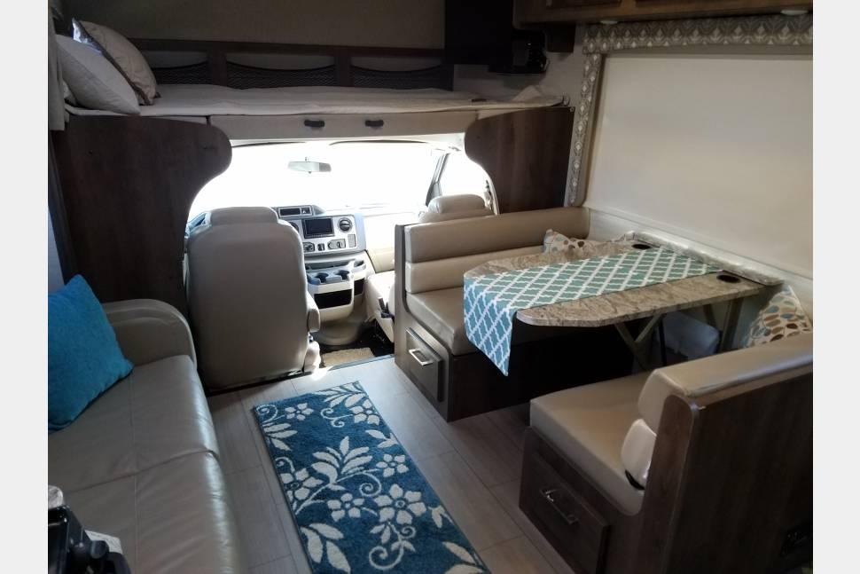 2018 Jayco Greyhawk 31FS - Home on the Road