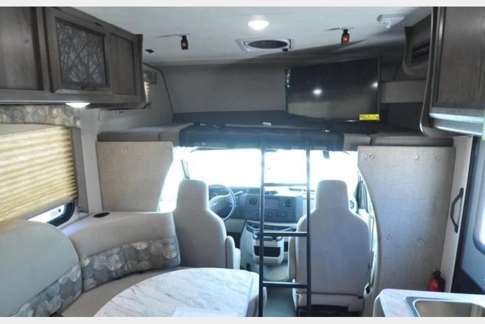 2018 Ready To Travel - Sleeps 6 - Class C - 24' - This 2018 JUST ARRIVED and is Ready to Travel - Sleeps 6 - Class C - 24'