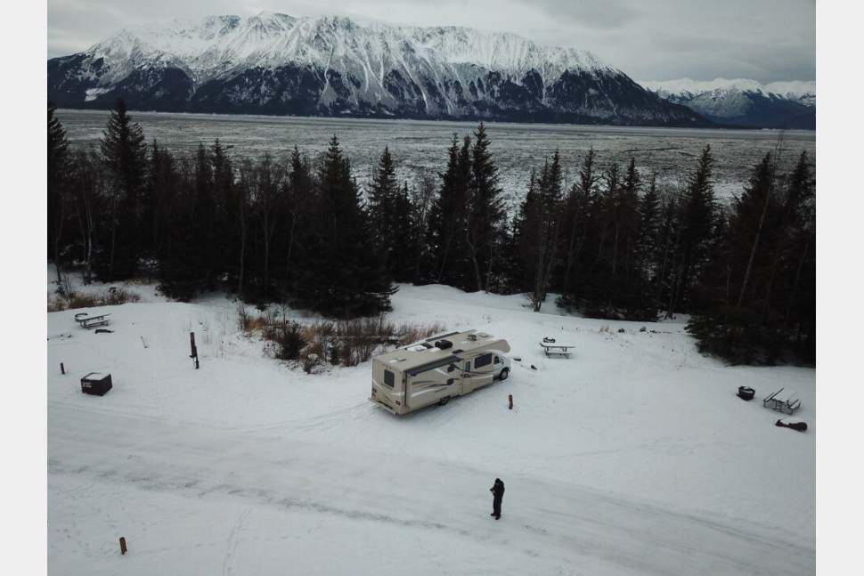 2016 Winnebago Minnie Winnie - Kokopelli's Alaskan Vacation