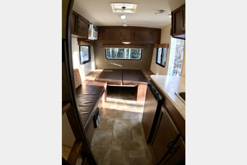 2015 Jayco SLX Baja Edition 184BH - Your next adventure begins here!!! THE Off road adventure base camp to get off the grid in comfort and style!