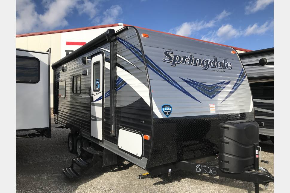 2018 Springdale 201 RDWE By Keystone - 2018 Keystone Springdale 201 RDWE