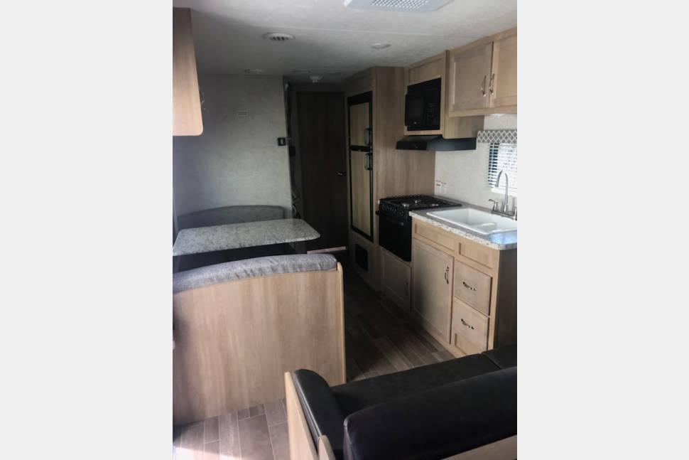 2018 Braxton Creek 26BH - Brand New 2018 Braxton Creek Bunk House!!