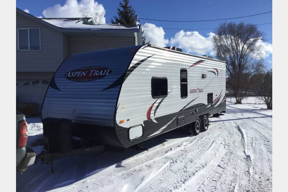 2015 Aspen Trail 2710B - The