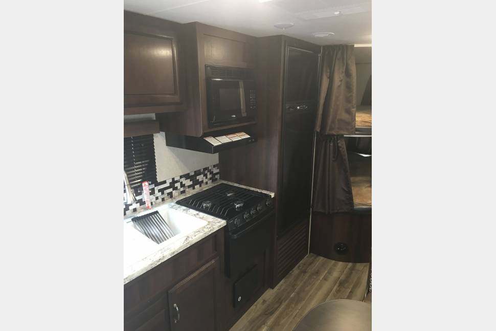 2018 Jayco Jay Flight 224BHW Baja - Brand New Baja Edition