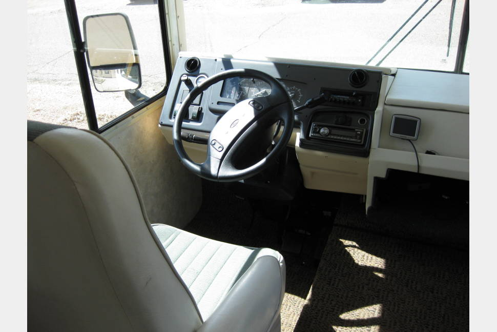 1998 Gulfstream Palm Breeze (Ford Chassis) - Ride the Breeze ~ In the Gulfstream