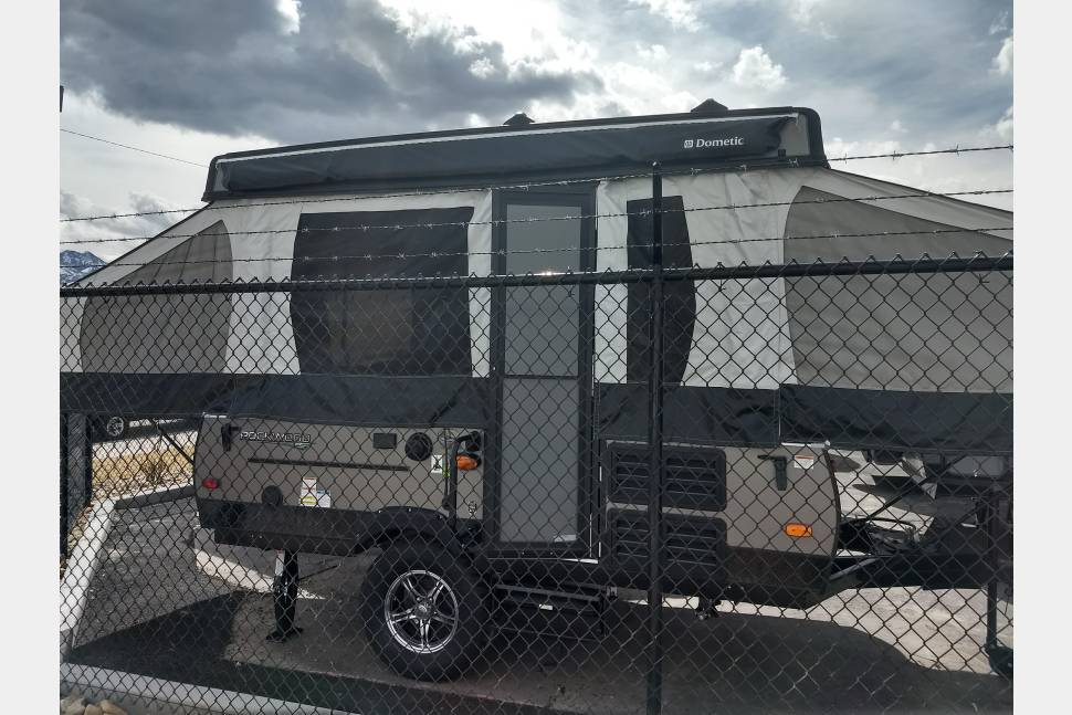 2018 Rockwood Freedom 1970ESP - Extreme Sport Tent Trailer