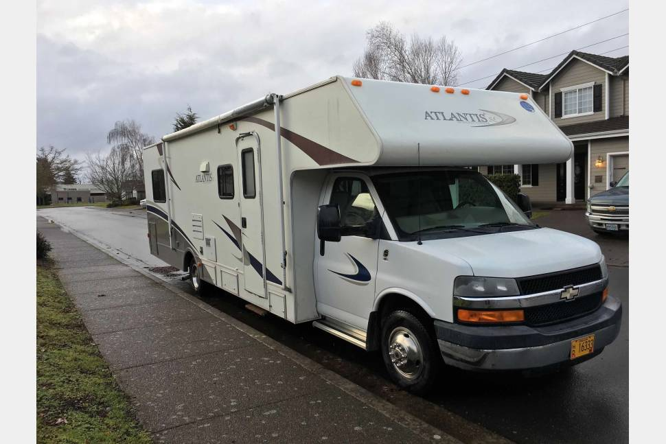 2008 Holiday Rambler - Well Maintained Nonna Jean