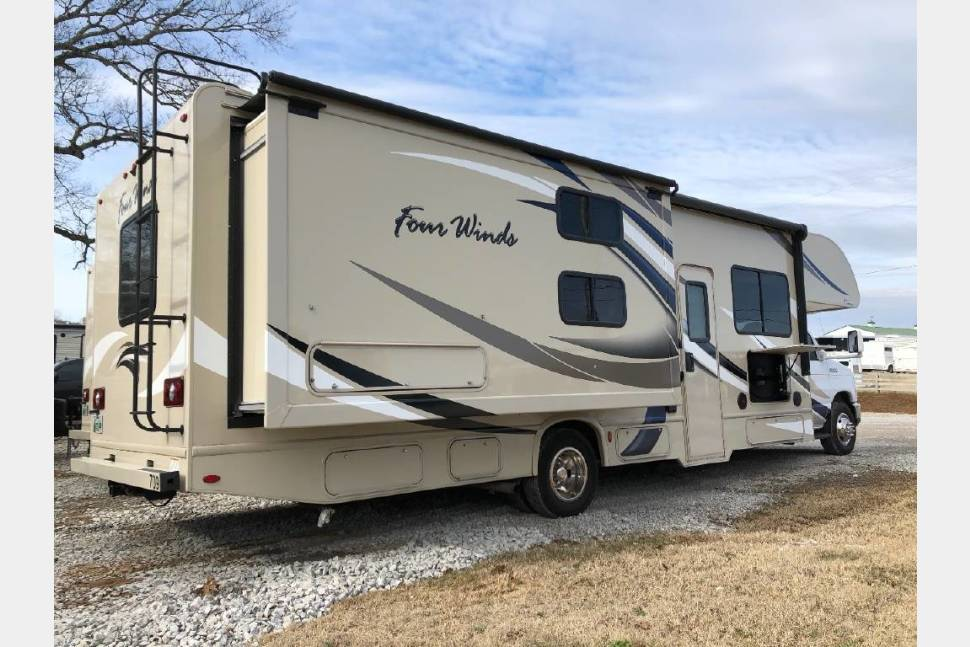 2018 Thor Four Winds Bunkhouse - 2018 Thor Four Winds Bunkhouse