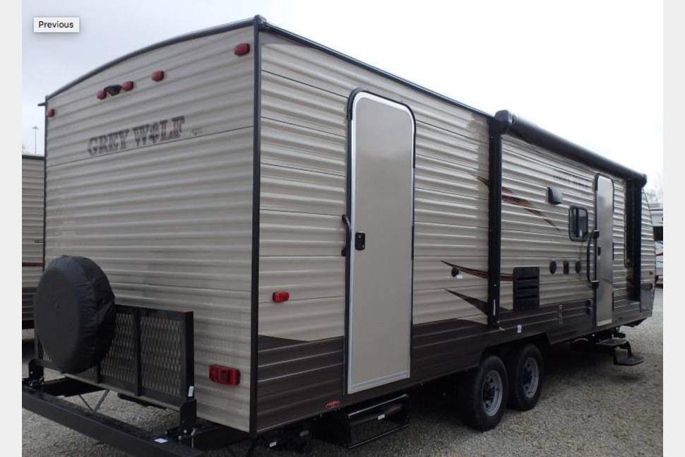 2017 Forest River Wildwood 26DBH - Chillaxin' Homestead - New, Nice, Beautiful, 26FT Travel Trailer.