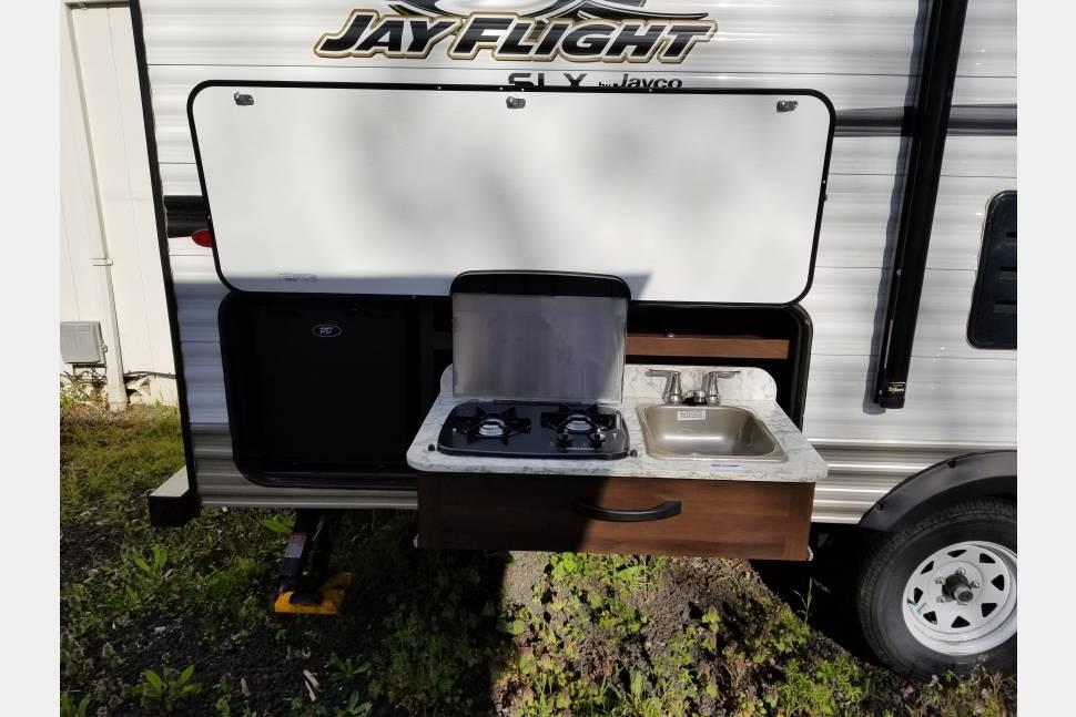 2018 Jayco Jay Flight - 2018 Jayco Jay flight