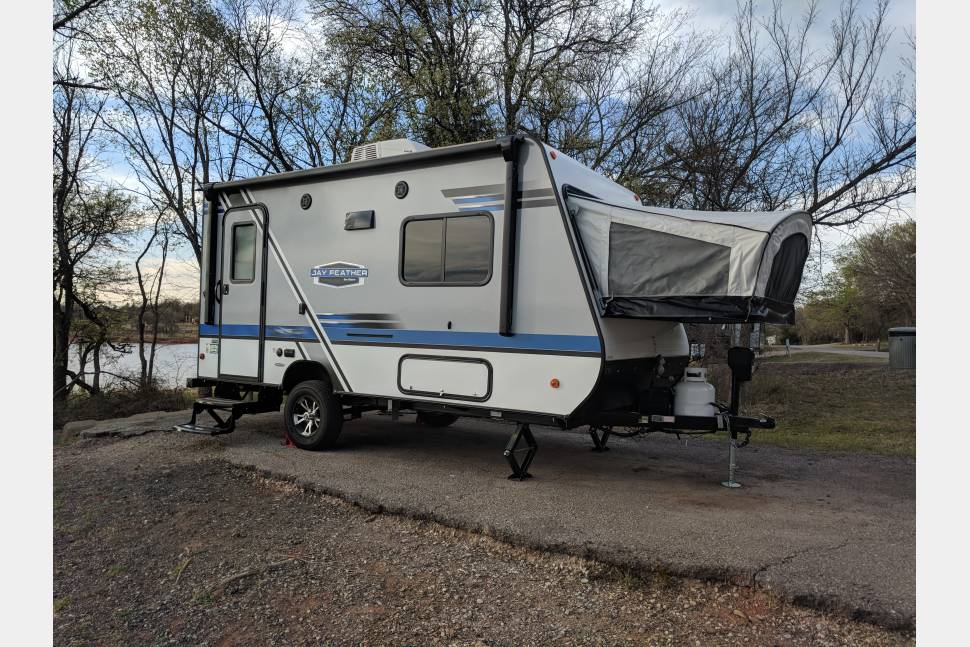 2018 Jayco Feather - My travel trailer is your best choice for your next trip !