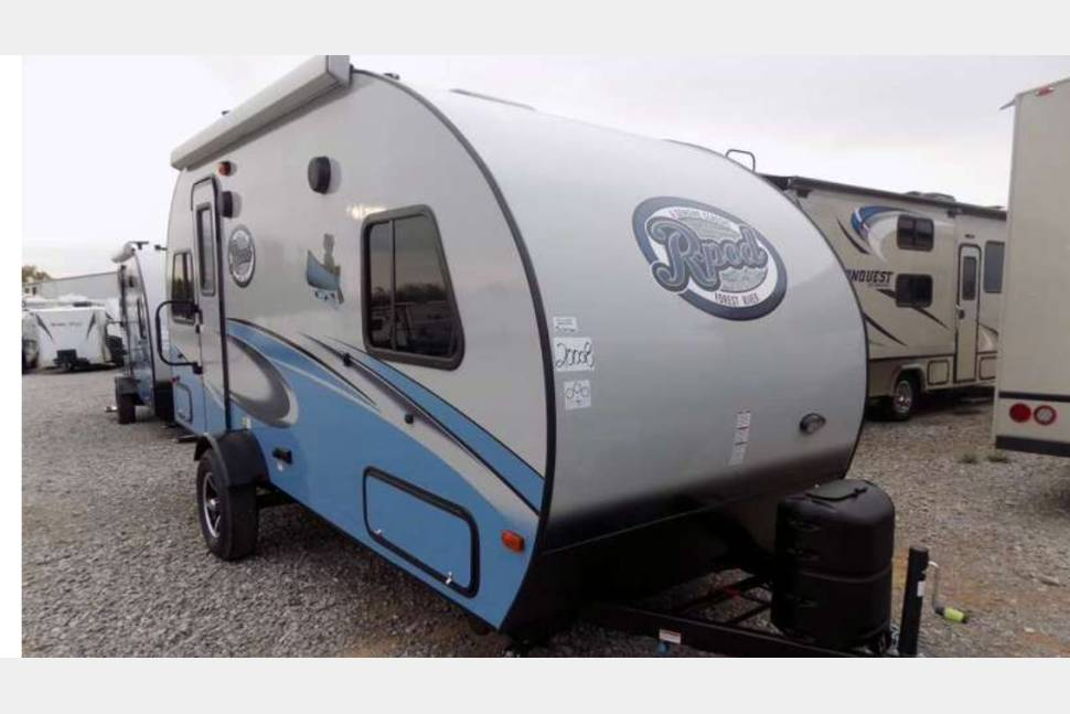 2018 Forest River R/Pod - Beautiful New 2018 RPOD 190- The Model With the Full Shower