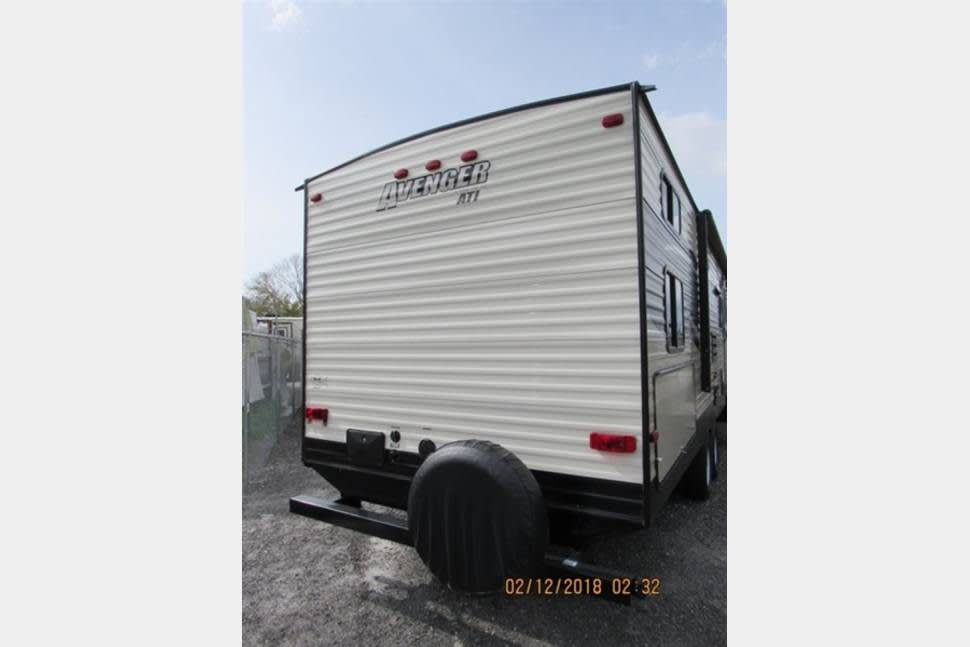2018 Forest River Avenger (Insurance Included/Bradenton) - Lightweight Bunkhouse (Insurance Included)