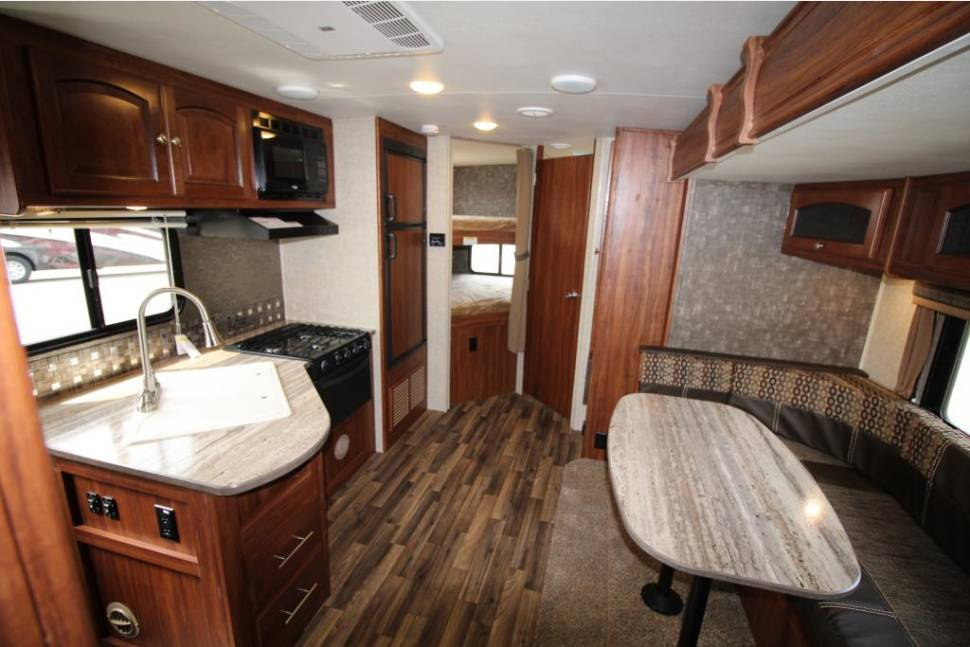 2016 Heartland NT 24BHS (Insurance Included/Riverview) - Light weight bunkhouse (Insurance Included)