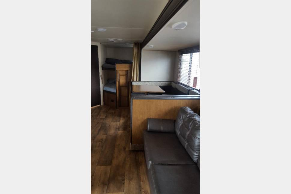 2017 Forest River Salem Ultra Lite 262bhxl - 2017 Forest River Salem Ultra Lite