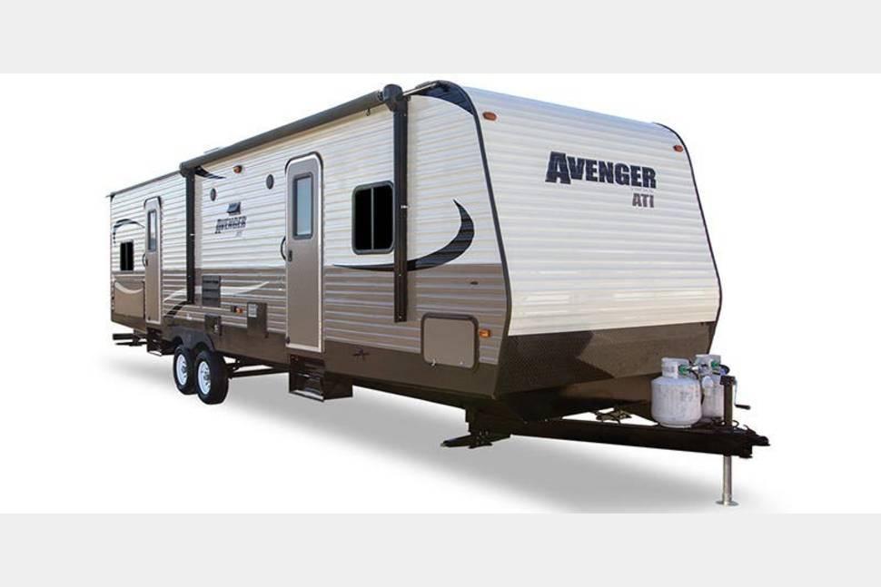 2018 Forest River Avenger (Insurance Included/Sarasota) - Lightweight Bunkhouse (Insurance Included)
