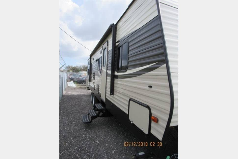 2018 Forest River Avenger (Insurance Included/North Port) - Lightweight Bunkhouse (Insurance Included)