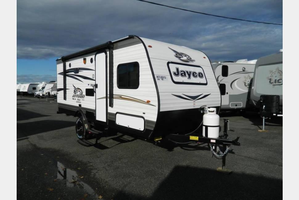 2017 Jayco Baja - 2017 Jayco Baja